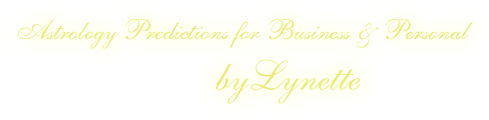 Astrology Predictions for Business & Personal by Lynette